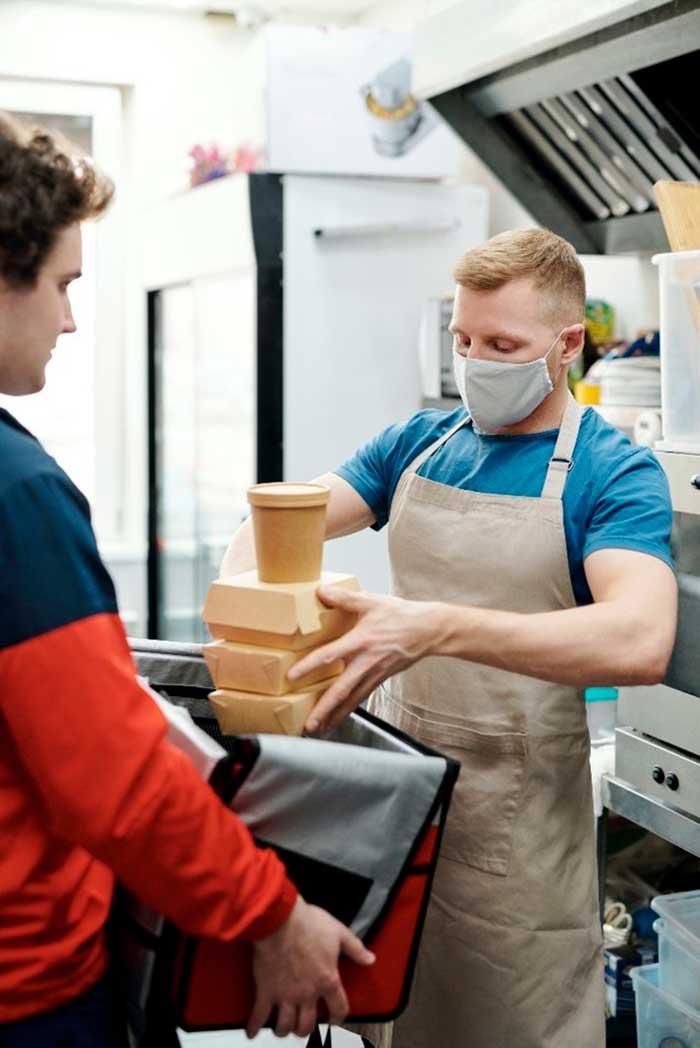 Servicio de delivery para micronegocios