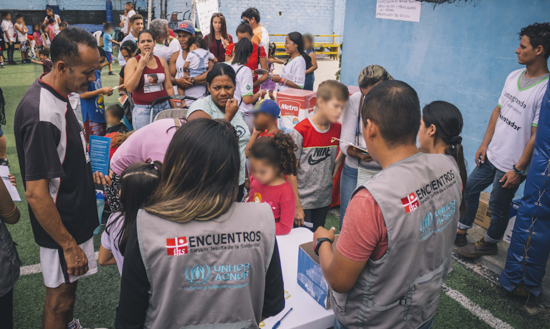 Acompañar, servir y defender: una misión al servicio de los refugiados y migrantes