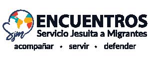 Encuentros Servicio Jesuita a Migrantes - logo - VenInformado