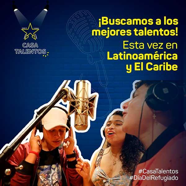 Cazatalentos-ACNUR-TuCausaEsMiCausa-Dia-Refugiado-Peru-concurso-VenInformado