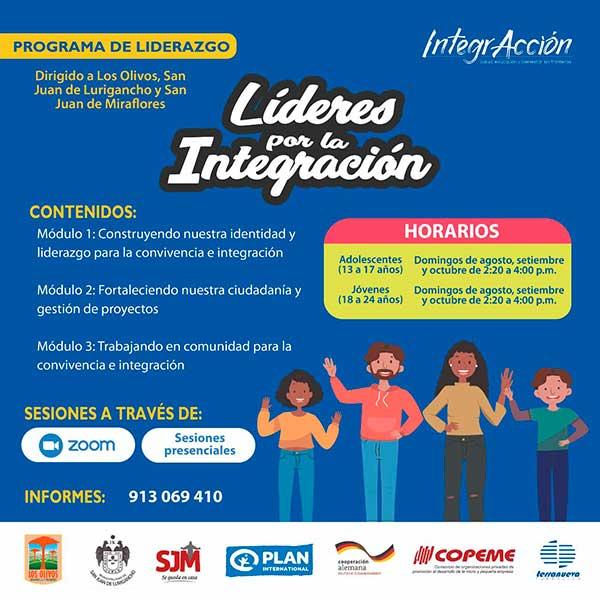 Evento-jóvenes-COPEME-VenInformado-migrantes-refugiados-Perú