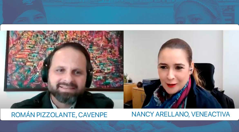 webinar-emprendimiento-de-migrantes-ONG-Cavenpe-VeneActiva-conversatorio-VenInformado-Perú-mirantes-refugiados